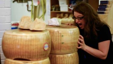 Les 15-30 ans consomment beaucoup de fromage.