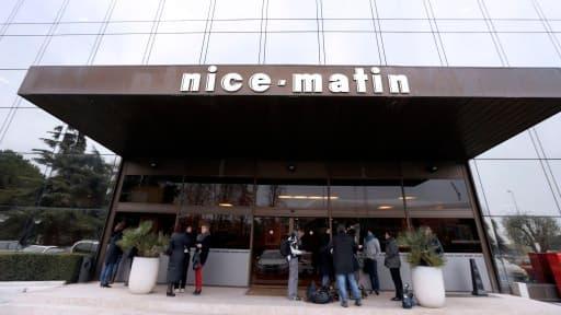 Nice-Matin pourrait être repris par un fonds d'investissement suisse.