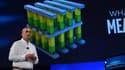 Le pdg d'Intel Brian Krzanich a déclaré que le  nouveau type de mémoire 3D XPoint, développé par Intel et son partenaire Micron représente la première innovation majeure du secteur depuis l'introduction de la mémoire Flash en 1989.