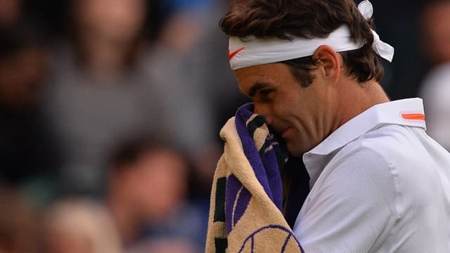 Rien ne va plus pour Federer.