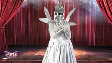 La Licorne dans Mask Singer
