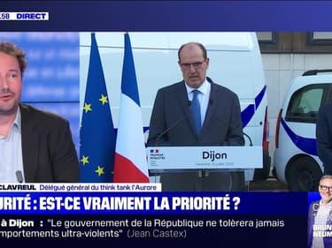 Story 2 : L'exécutif sur le front à Dijon - 10/07