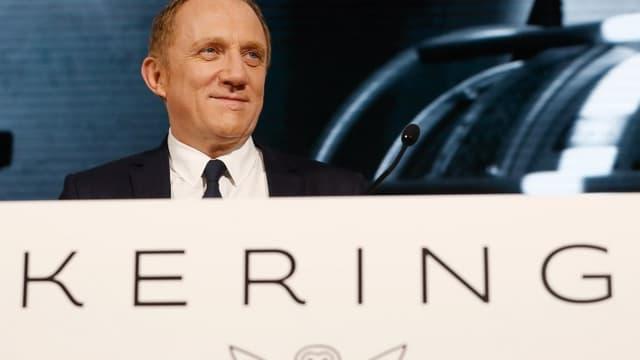 François-Henri Pinault, PDG de Kering