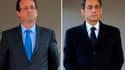 The Economist est en faveur d'un nouveau mandat pour Nicolas Sarkozy, non pour ses mérites propres mais pour barrer la route à François Hollande, que l'influent hebdomadaire britannique juge incapable de réformer la France. /Photos prise le 24 avril 2012/