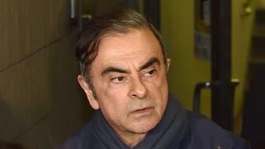 Carlos Ghosn est assigné à résidence à Tokyo depuis le 25 avril.