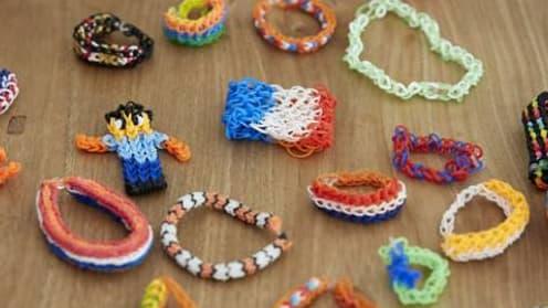 Ces élastiques en plastique ont permis de rapporter 9 millions d'euros de chiffre d'affaires à l'importateur français.