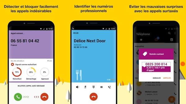 L'application Orange Téléphone