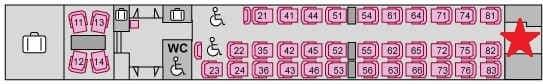 La rame numéro 11 du Thalys