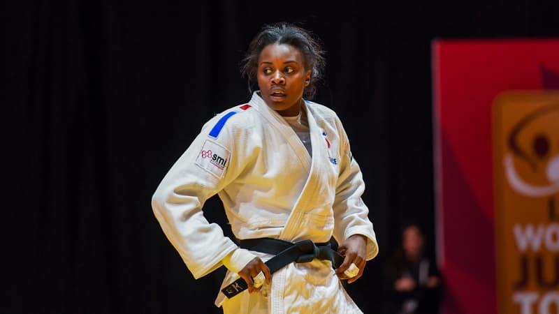 Judo: Malonga (-78 kg) perd son titre mondial et se contente de l'argent