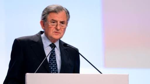 Jean-René Fourtou, venu assurer l'intérim chez Vivendi, restera finalement 12 ans