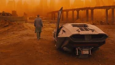 La Peugeot de Ryan Gosling dans Blade Runner 2049
