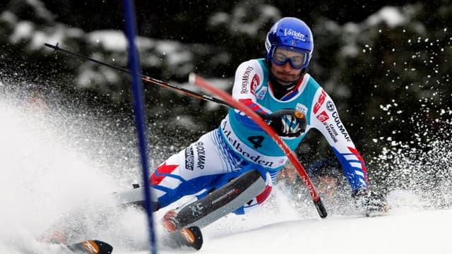 Jean-Baptiste Grange and co devraient disputer le slalom dimanche
