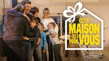 """Le nouveau programme de Stéphane Plaza, """"Cette maison est pour vous"""", à partir du 15 avril sur M6."""