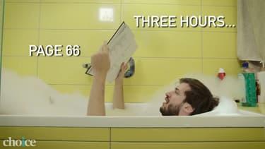 Le cobaye australien qui a passé 9 heures à lire les conditions d'utilisation de la liseuse Kindle d'Amazon.