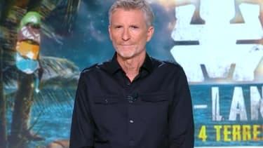 """Denis Brogniart, le 11 septembre 2020 dans """"Koh-Lanta"""""""