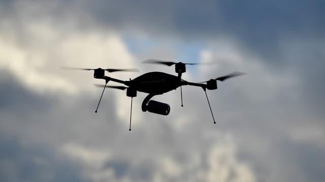 La sécurité serait un marché prometteur pour les drones.
