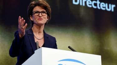 Isabelle Kocher, directrice générale d'Engie depuis mai 2016