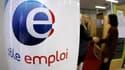 Selon Pôle emploi, le nombre de salariés intérimaires a diminué de 1,4% en juin pour s'établir à 605.200, son recul atteignant 9,0% sur un an. /Photo d'archives/REUTERS/Eric Gaillard