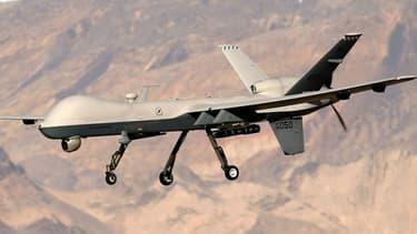 Le drone de combat Reaper de l'armée de l'air américaine