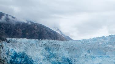 Photo d'illustration de la fonte des glaces