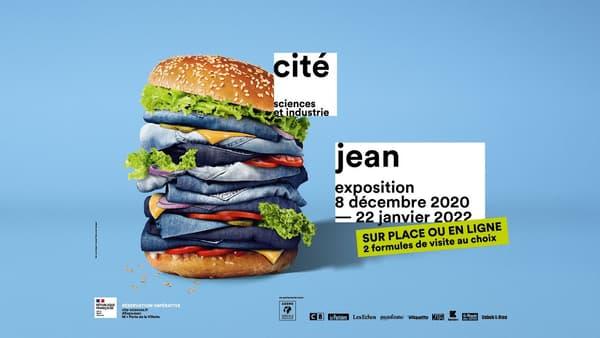 """L'exposition """"Jean"""" à la Cité des sciences de La Villette."""