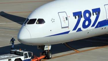 """Les Boeing 787 """"dreamliner"""" ont connu de nombreuses difficultés en 2013."""