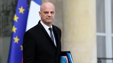 Jean-Michel Blanquer - Bertrand GUAY / AFP