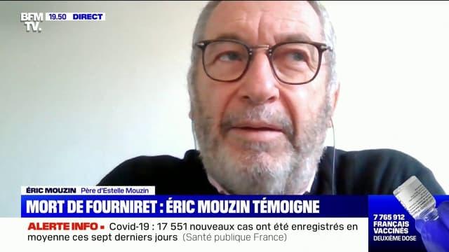 """Mort de Fourniret: le père d'Estelle Mouzin estime que """"l'important est que les informations qu'il a données ont pu être exploitées"""""""