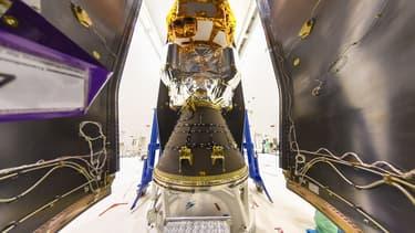 Le satellite LISA Pathfinder sera lancé depuis la Guyane.