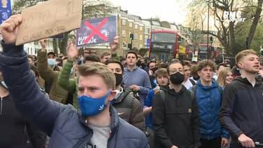 Super League : Les supporters de Chelsea manifestent leur opposition