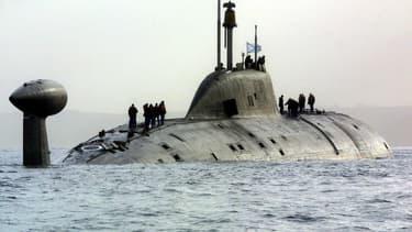 Deux sous-marins nucléaires russes pourraient transporter jusqu'à six torpilles Poséidon (photo d'illustration)