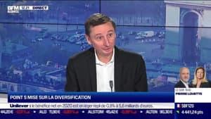 Christophe Rollet (Point S) : Point S fête ses 50 ans ! - 04/02