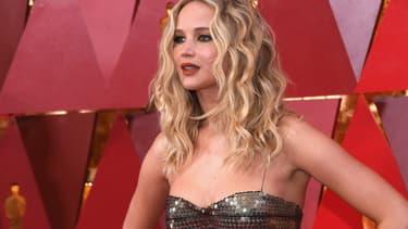 Jennifer Lawrence le 4 mars 2018