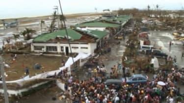 Le typhon Haiyan aurait fait près de 4.460 morts selon le dernier bilan provisoire de l'ONU