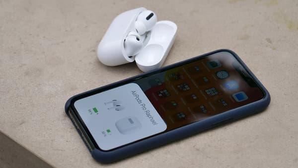 Les AirPods Pro d'Apple