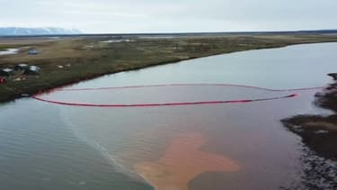 Russie: importante pollution au carburant en Arctique