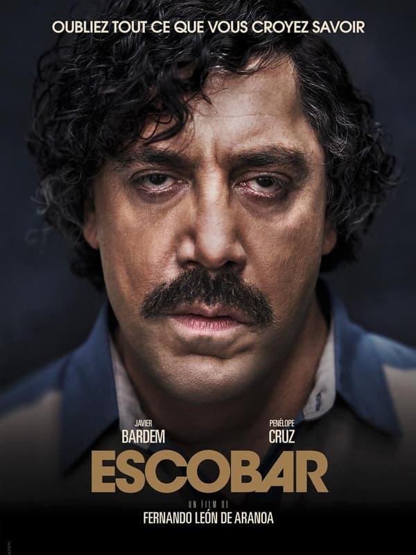 Affiche d'Escobar