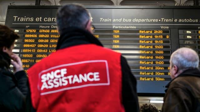La SNCF a besoin de main d'oeuvre.