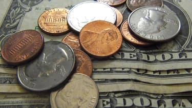 Les pièces ont cessé de circuler dans le système en raison de l'épidémie.