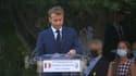 Emmanuel Macron ce mardi depuis Bormes-les-Mimosas.