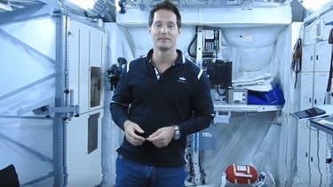 Quatre mois après son retour sur Terre, le Français Thomas Pesquet lance sa propre chaîne YouTube