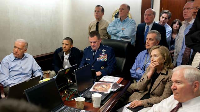 Le compte Twitter de la CIA a live-tweeté, cinq ans après, le récit de la traque de Ben Laden.