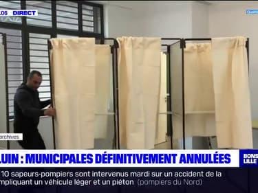 Halluin: l'élection municipale de 2020 annulée
