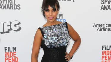 Kerry Washington aux Independant Spirit Awards