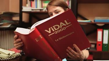 Le Vidal est un dictionnaire des médicaments