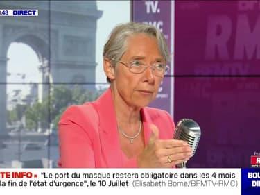 Élisabeth Borne ne souhaite pas que les compagnies low cost récupèrent les lignes régionales qu'Air France va devoir abandonner