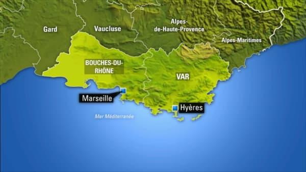 La violence s'exporte au-delà de Marseille