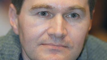Antoine Volodine en 2000.