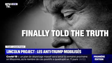 """Planète Ashley - """"Lincoln Project"""", des Républicains s'unissent pour que Donald Trump perde l'élection présidentielle américaine"""