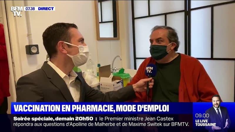 Les vaccinations en pharmacie commencent aujourd'hui en France